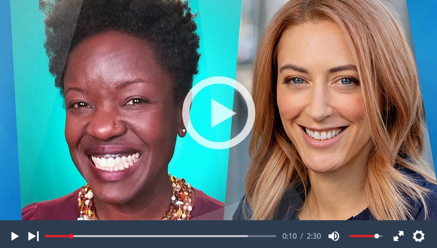 Video Play of Kelly McGonigal & Sounds True Producer Kriste Peoples