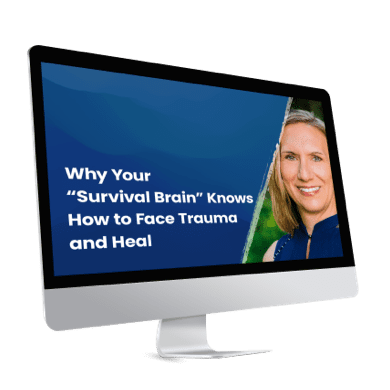"""Why Your """"Survival Brain"""" Knows How to Face Trauma and Heal"""