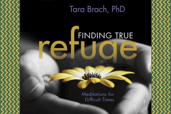 Finding True Refuge cover
